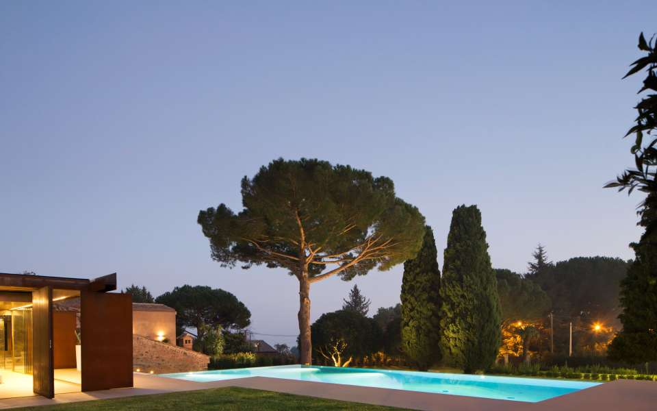 luxury villas in Italy, Sicily, private swimming pool