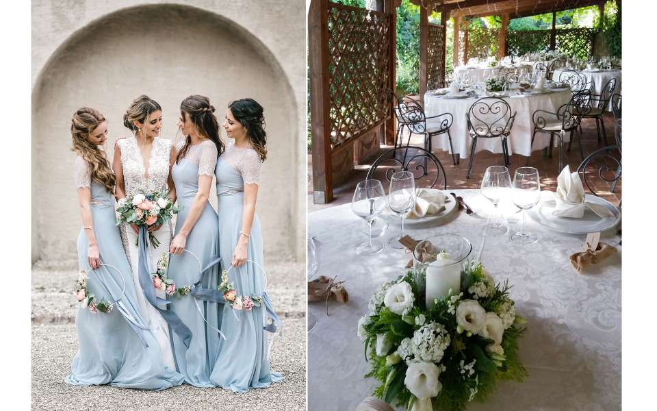 wedding villa in Umbria