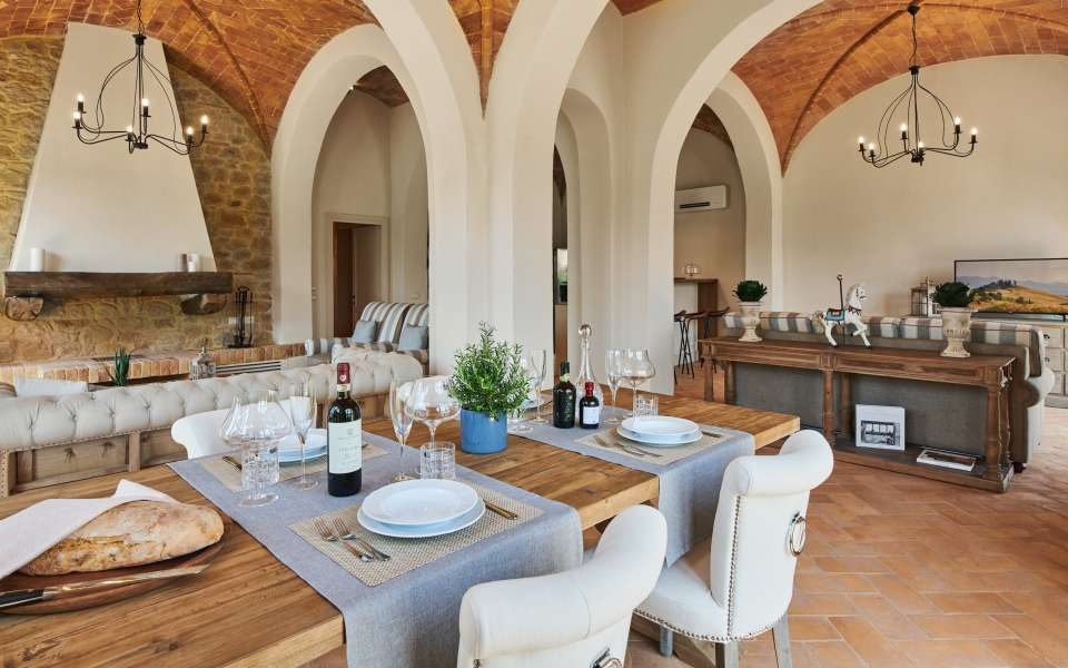Nespole A, luxury holiday in Tuscany