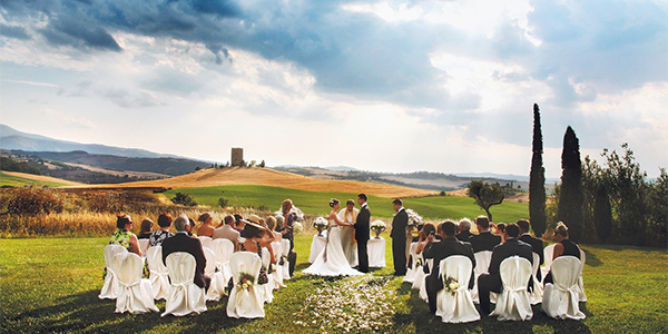 Wedding in Italy - Guests services